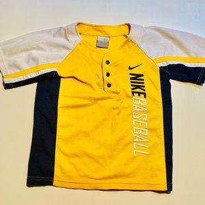 Nike Baseball Practice Jersey Size 5
